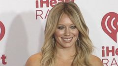 VIDEO: Hilary Duff Teases Potential Lizzie McGuire Reunion