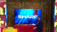 VIDEO: Wake Up & Win Prize Giveaway: 70-Inch Smart TV