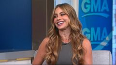 VIDEO: Sofia Vergara Dishes on New Season of Modern Family