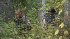 VIDEO: Police believe theyve spotted fugitive Eric Frein several times, always deep in the distance.