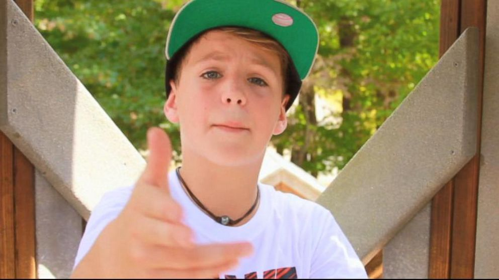 Rapper mattyb s new video defends sister with down syndrome abc