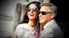 VIDEO: George Clooney, Amal Alamuddin Married in Worlds Most Watched Wedding
