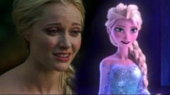 VIDEO: Frozen Characters Make Appearance in Once Upon a Time