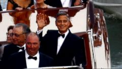 VIDEO: George Clooney Has Amazing Wedding Weekend in Venice, Italy