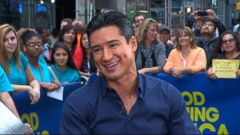 VIDEO: Mario Lopez Does Not Hold Back in New Autobiography