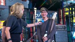 "VIDEO: Meet the members of the breakout band making their first appearance on ""GMA."""