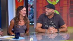 VIDEO: Former MMA star and partner Karina Smirnoff discuss being booted on Mondays episode.