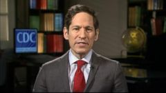 VIDEO: CDC Director: Must Identify Those Who Might Have Been Exposed, Monitor Them