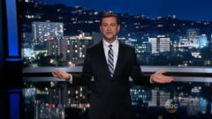VIDEO: Jimmy Kimmel Named Most Dangerous Celebrity to Search Online