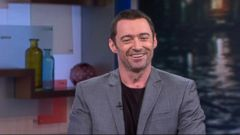 VIDEO: Hugh Jackman Discusses Playing Against Type