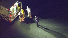 VIDEO: Second Dallas Ebola Patient Arrives in Atlanta Hospital