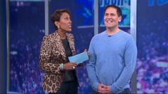 VIDEO: Shark Tank Your Life with Mark Cuban