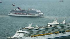 VIDEO: Passengers on Board Caribbean Cruise Ship Experience Ebola Scare
