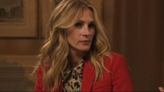 VIDEO: Julia Roberts Honored for Efforts in the Fight Against Bullying