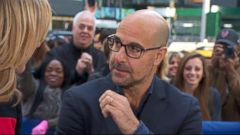 VIDEO: Stanley Tucci Shares Some Delicious New Recipes