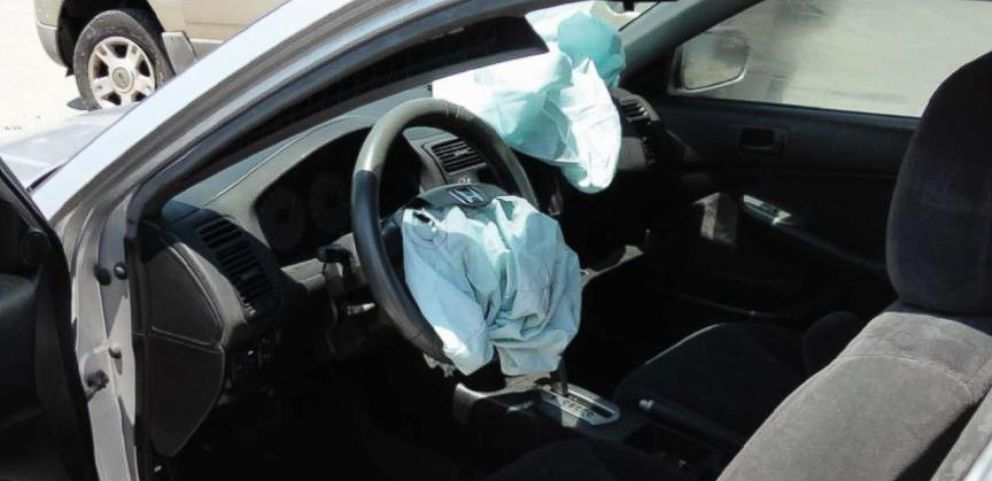 VIDEO: Government Sounds Alarm Over Airbag Recalls