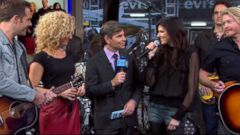 VIDEO: Little Big Town Discusses New Album Pain Killer and Upcoming Tour