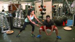 VIDEO: GMA Work Out While You Watch With Latreal Mitchell