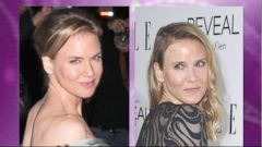 VIDEO: Renee Zellweger Glad People Are Noticing New Look