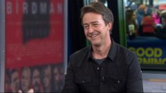 VIDEO: Edward Norton Takes on Dark Comedy in Birdman