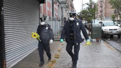 VIDEO: New York, New Jersey Work to Contain Possible Ebola Patients