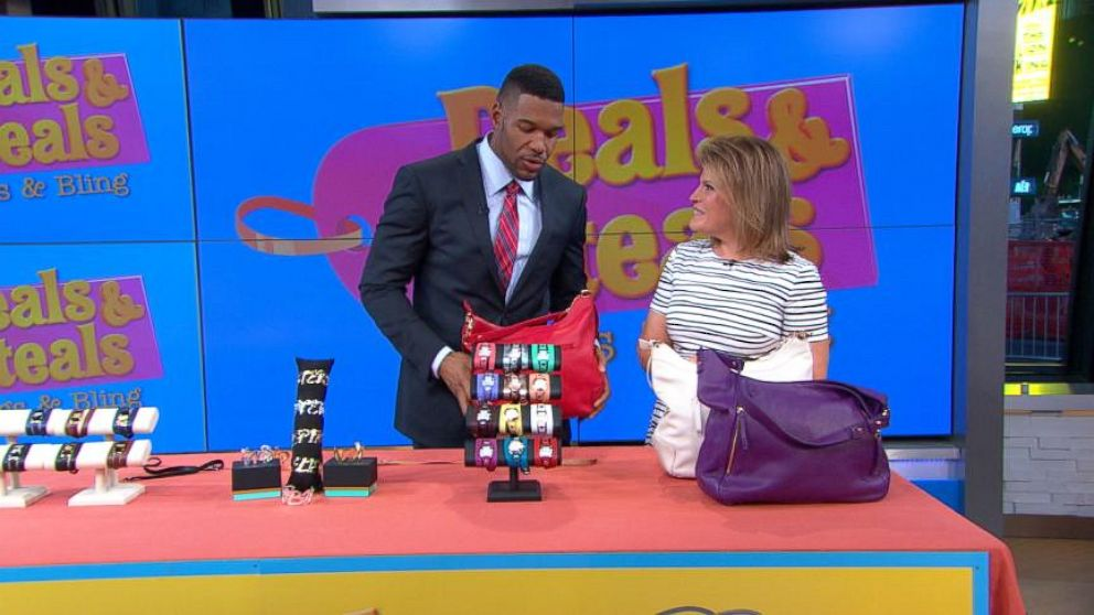 Good Morning America View Your Deal : Deals and steals on bags bling video abc news