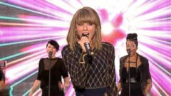 GMA 10/30: GMA Is Shaking It Off With Taylor Swifts Live Performance