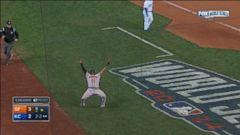 VIDEO: Giants Defeat Royals, Win World Series