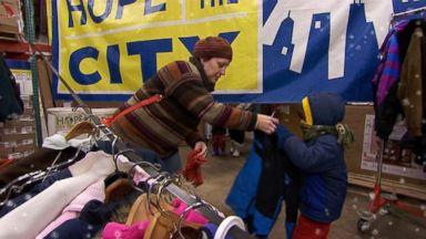VIDEO: GMA, Burlington and Kids Fashion Share the Warmth