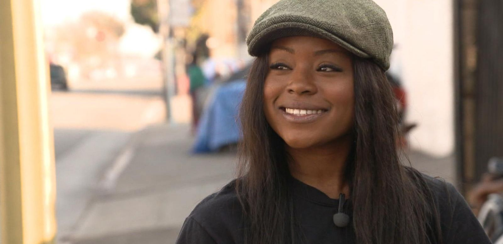 VIDEO: Formerly Homeless Woman Has Sweet Recipe to Give Back