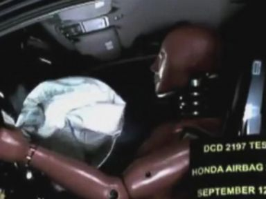 GMA Investigates: Do Used Car Dealers Know About Open Airbag Recalls?