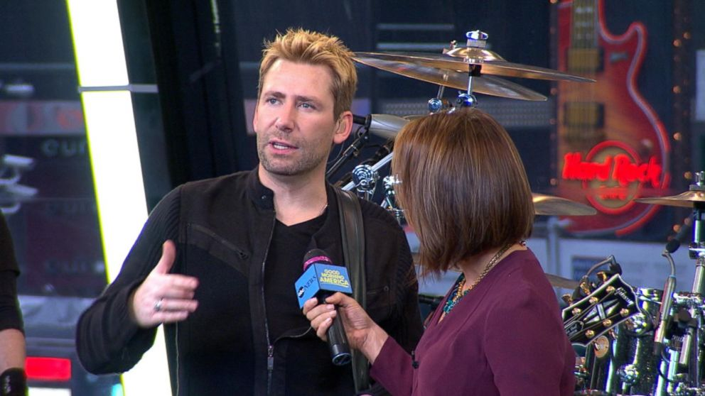 Nickelback Discusses Their Newly Released Album