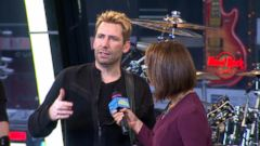 VIDEO: Nickelback Discusses Their Newly Released Album