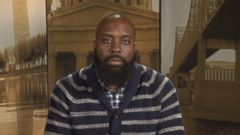 VIDEO: Michael Browns Father Urges Peaceful Protests
