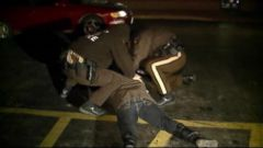 VIDEO: Arrests Made in Ferguson Ahead of Grand Jury Ruling