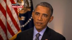 VIDEO: President Obama Calls for Calm in Ferguson