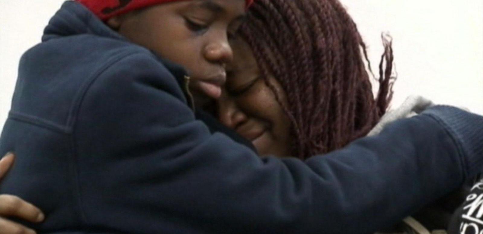 VIDEO: Teen Hidden Behind Fake Wall Rescued, Returned to Mother