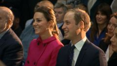 VIDEO: Prince William and Kate Middleton Wrap-Up NYC Trip