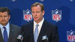 VIDEO: Roger Goodell Reveals New NFL Code of Conduct
