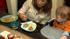 VIDEO: Mother Claims She Lost Weight on a Baby Diet