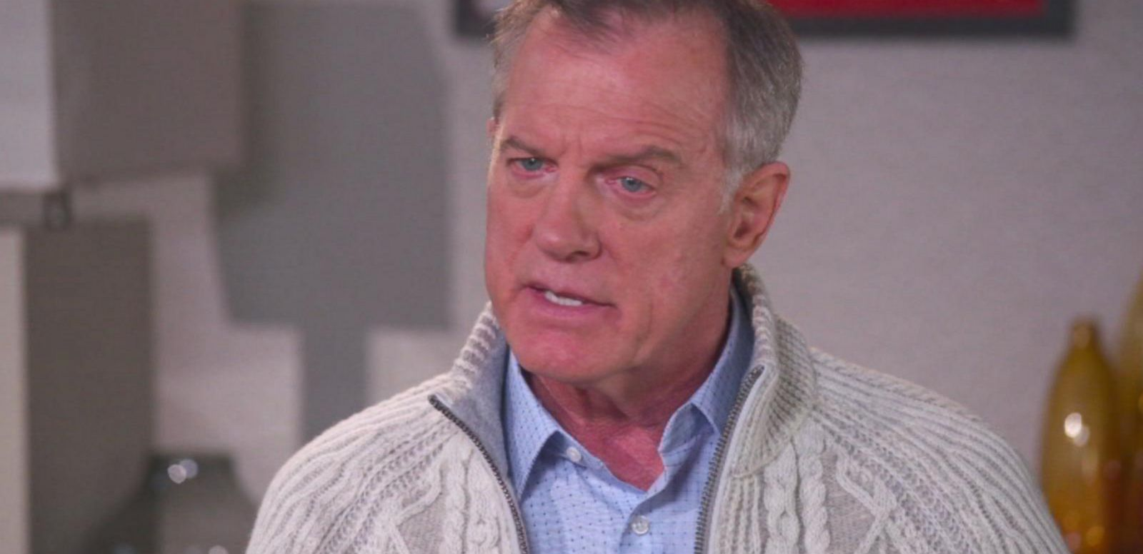 VIDEO: Stephen Collins Responds to Sexual Abuse Reports