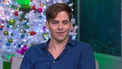 VIDEO: Chris Pine Sheds Light on His Role in Into The Woods