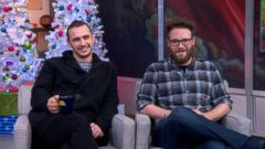 VIDEO: Seth Rogen, James Franco Discuss Their Controversial Roles in The Interview