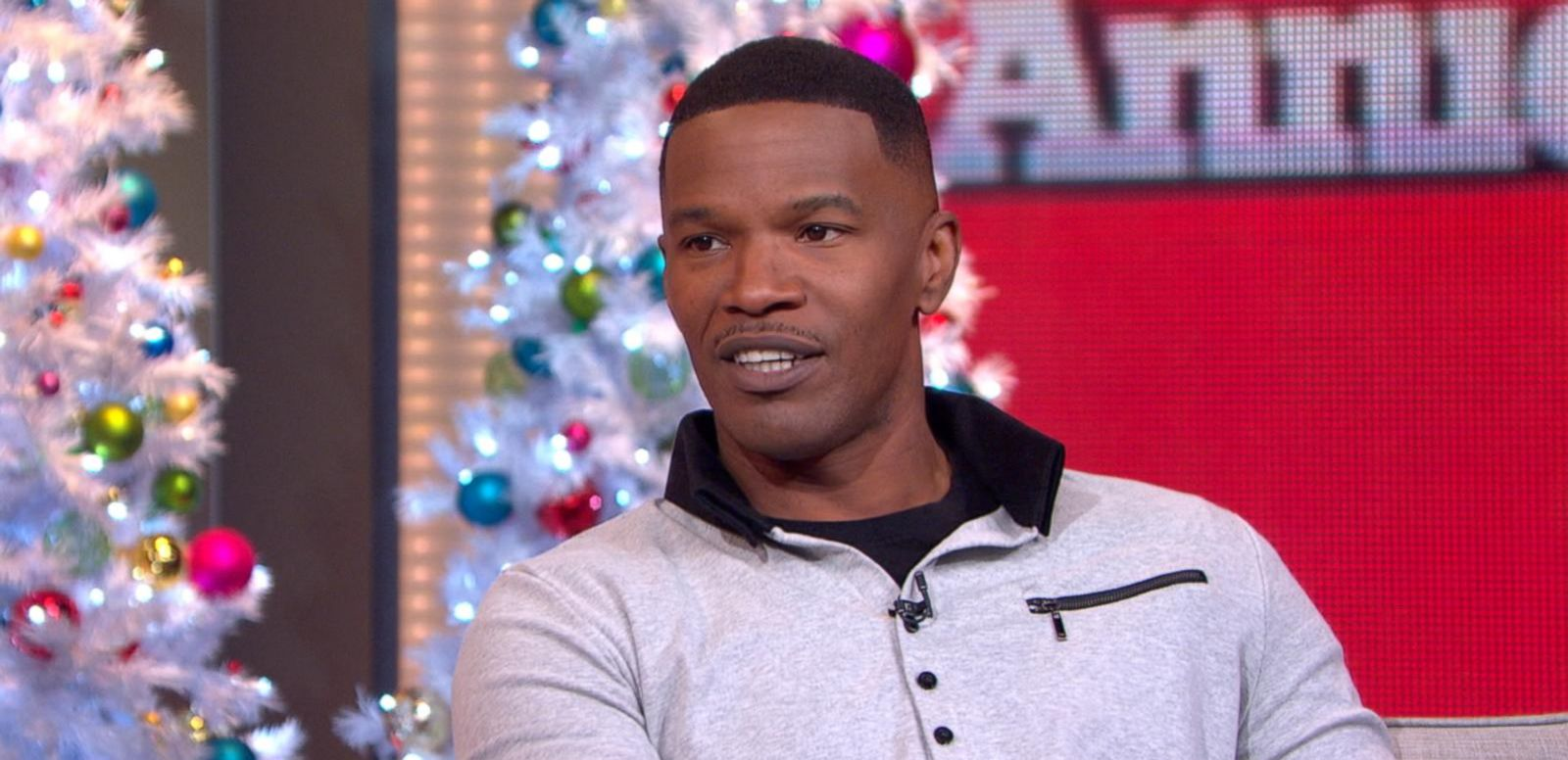 VIDEO: Jamie Foxx on Who Made Him Want to Be in 'Annie'