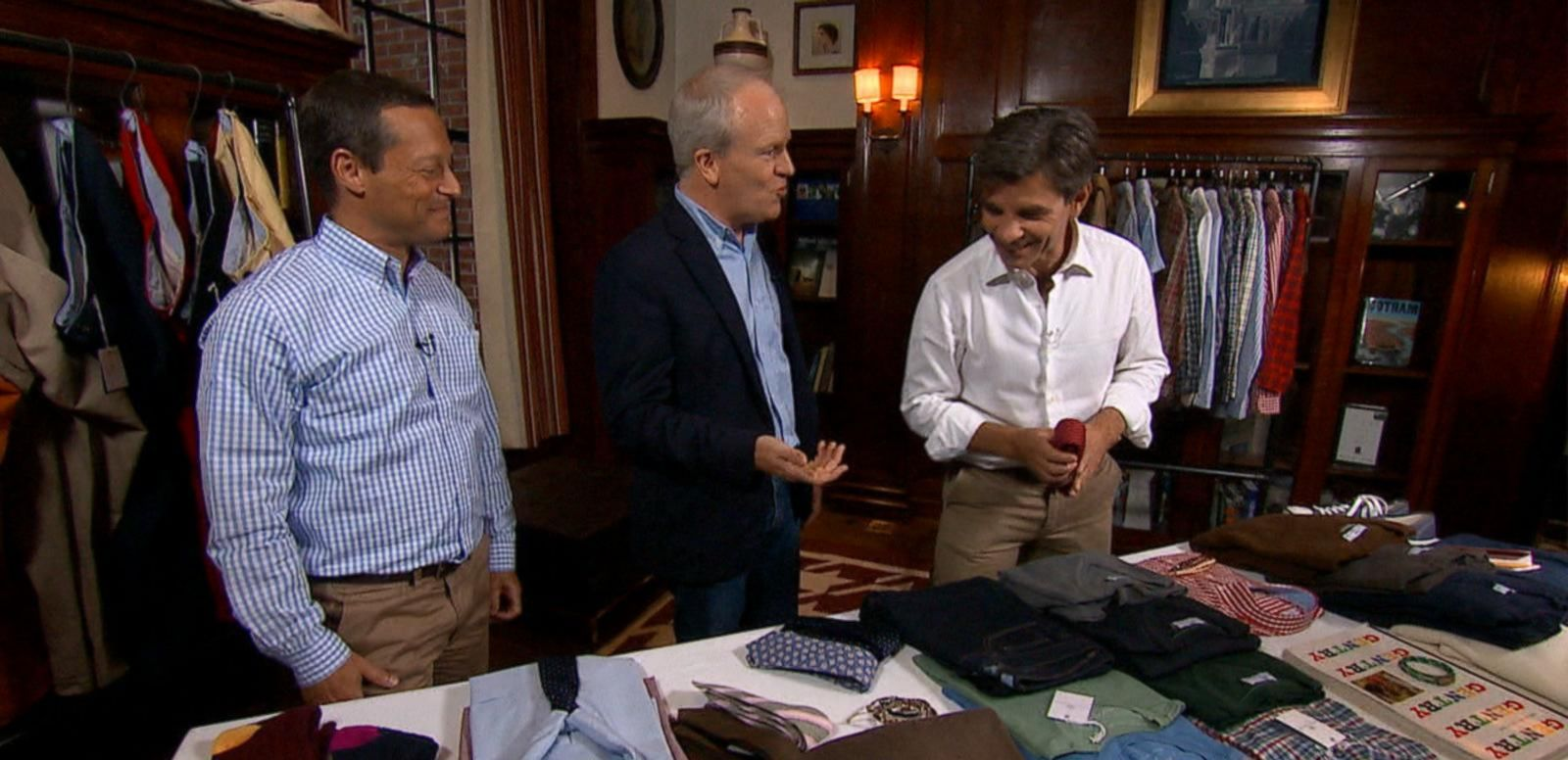 VIDEO: Holiday Shopping Tips: What to Buy for Shorter Men