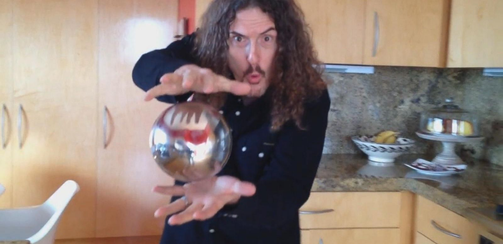 VIDEO: Epic Viral Video Countdown: 'Weird Al' Yankovic's Weird Comeback