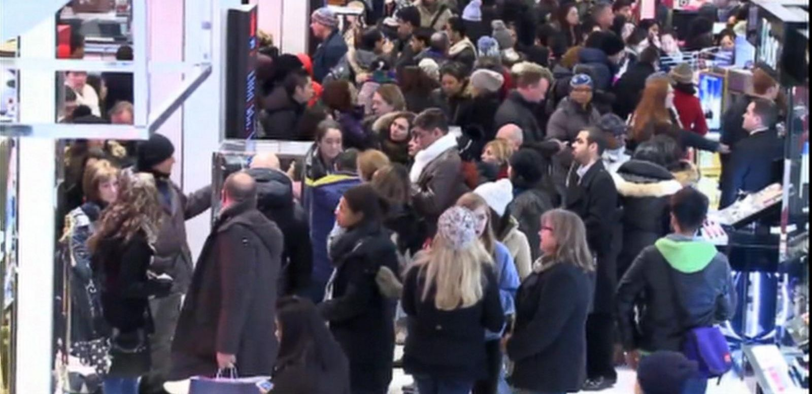 VIDEO: Super Saturday May Be the New Black Friday