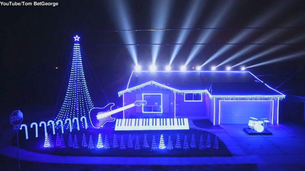 christmas lights set to star wars music - How To Set Christmas Lights To Music