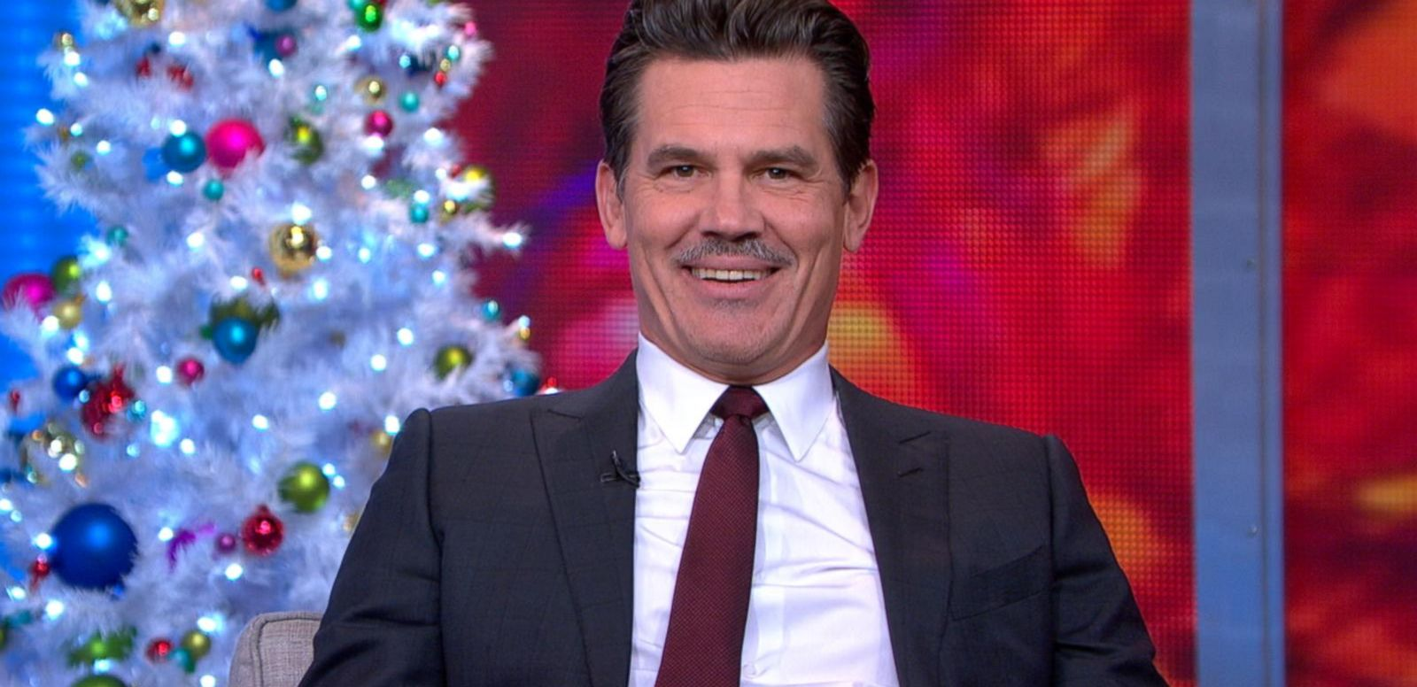 VIDEO: Josh Brolin on Working With Joaquin Phoenix in 'Inherent Vice'