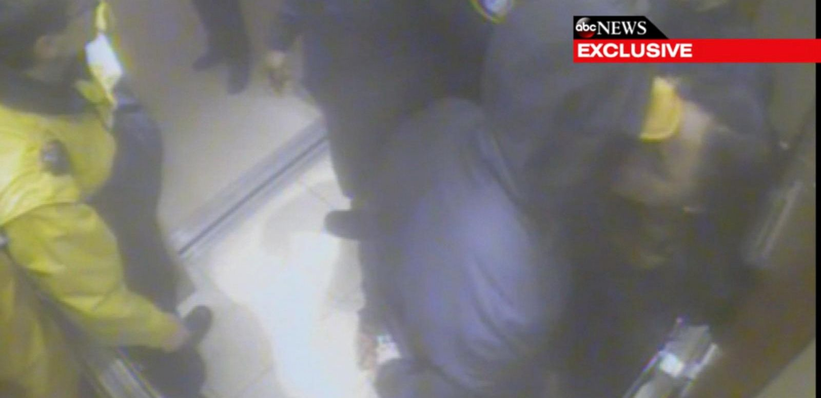 VIDEO: Ray Rice, Girlfriend Kiss After Elevator Punch in New Video